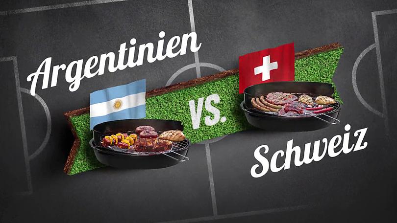 """Reiner Calmund - EDEKA – Bauchentscheidungsvideos - Achtelfinale """"Argentinien vs. Schweiz"""""""