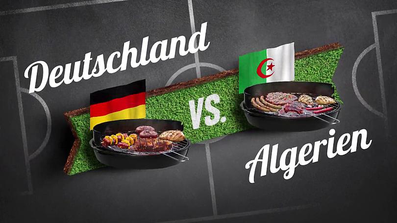 """Reiner Calmund - EDEKA – Bauchentscheidungsvideos - Achtelfinale """"Deutschland vs. Algerien"""""""