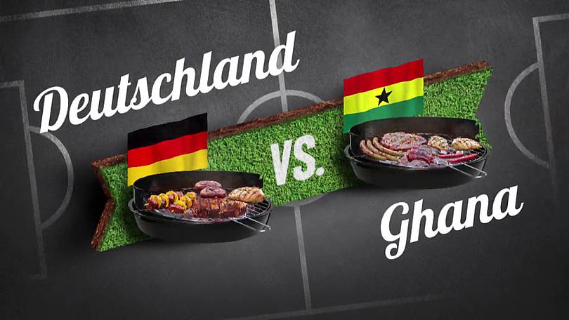 """Reiner Calmund - EDEKA – Bauchentscheidungsvideos - Vorrunde """"Deutschland vs. Ghana"""""""