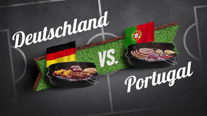 """Reiner Calmund - EDEKA – Bauchentscheidungsvideos - Vorrunde """"Deutschland vs. Portugal"""""""