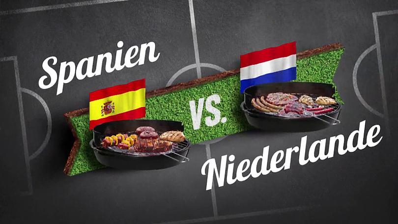 """Reiner Calmund - EDEKA – Bauchentscheidungsvideos - Vorrunde """"Spanien vs. Niederlande"""""""