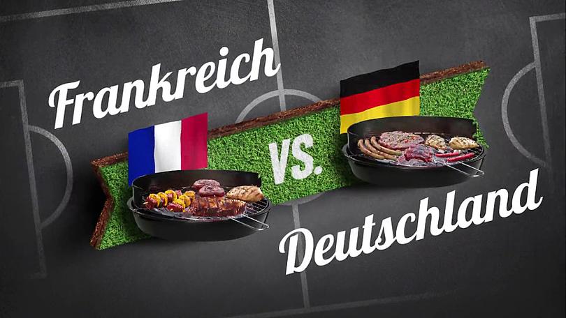 """Reiner Calmund - EDEKA – Bauchentscheidungsvideos - Viertelfinale """"Frankreich vs. Deutschland"""""""
