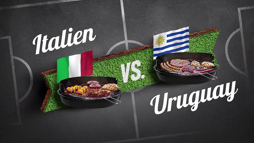 """Reiner Calmund - EDEKA – Bauchentscheidungsvideos - Vorrunde """"Italien vs. Uruguay"""""""