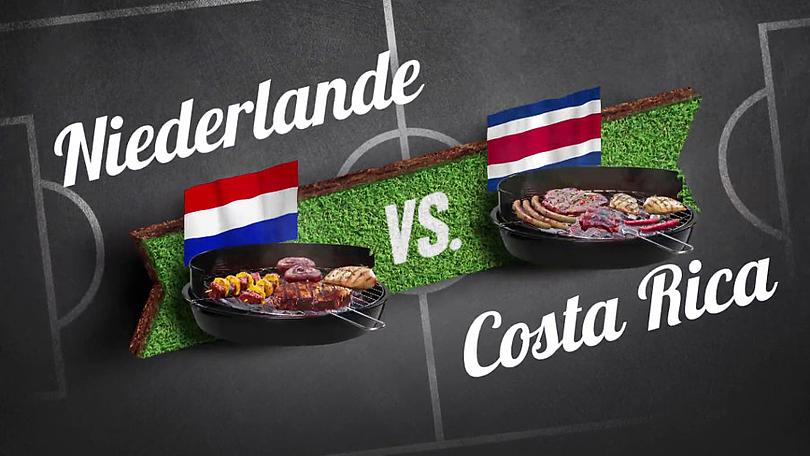 """Reiner Calmund - EDEKA – Bauchentscheidungsvideos - Viertelfinale """"Niederlande vs. Costa Rica"""""""
