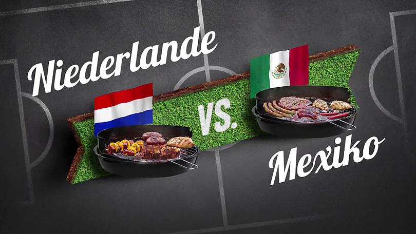 """Reiner Calmund - EDEKA – Bauchentscheidungsvideos - Achtelfinale """"Niederlande vs. Mexiko"""""""