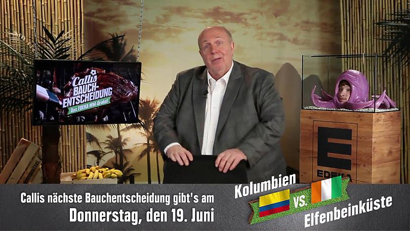 """Reiner Calmund - EDEKA – """"4. Pausenclip"""""""