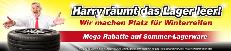 """Harry Wijnvoord – Quick Reifendiscount – """"Lager"""""""