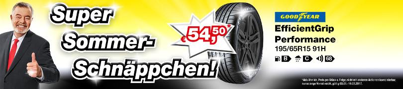 """Harry Wijnvoord – Quick Reifendiscount – """"Super Sommer Schnäppchen!"""""""