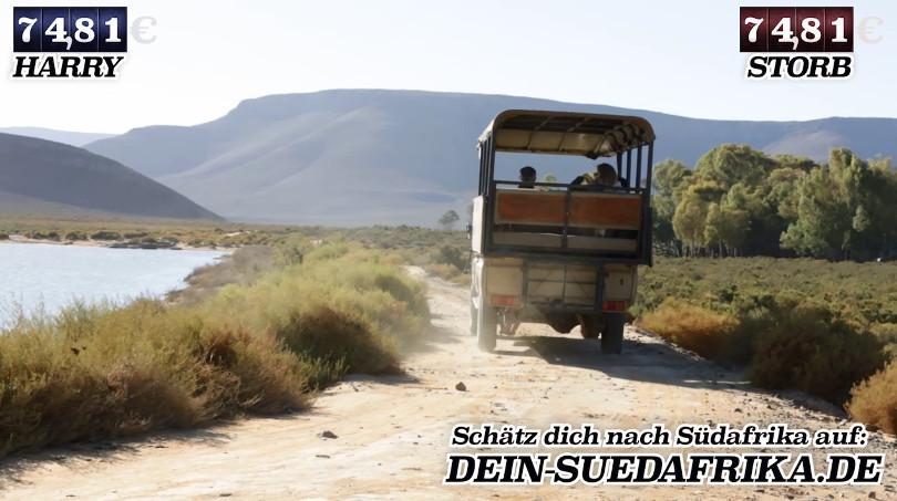 """Harry Wijnvoord – Dein Südafrika – """"Schätz dich nach Südafrika - Folge 2"""""""