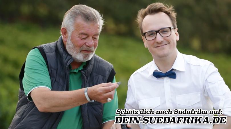 """Harry Wijnvoord – Dein Südafrika – """"Schätz dich nach Südafrika - Folge 6"""""""