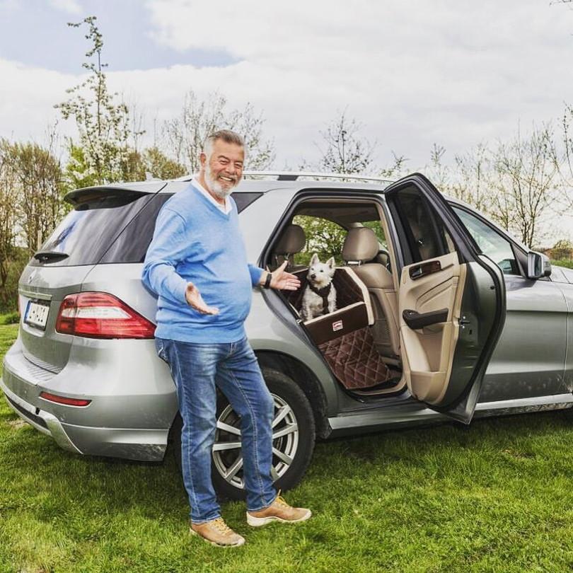 """Harry Wijnvoord – DOGSTYLER – """"Hund sicher, Auto sauber"""""""