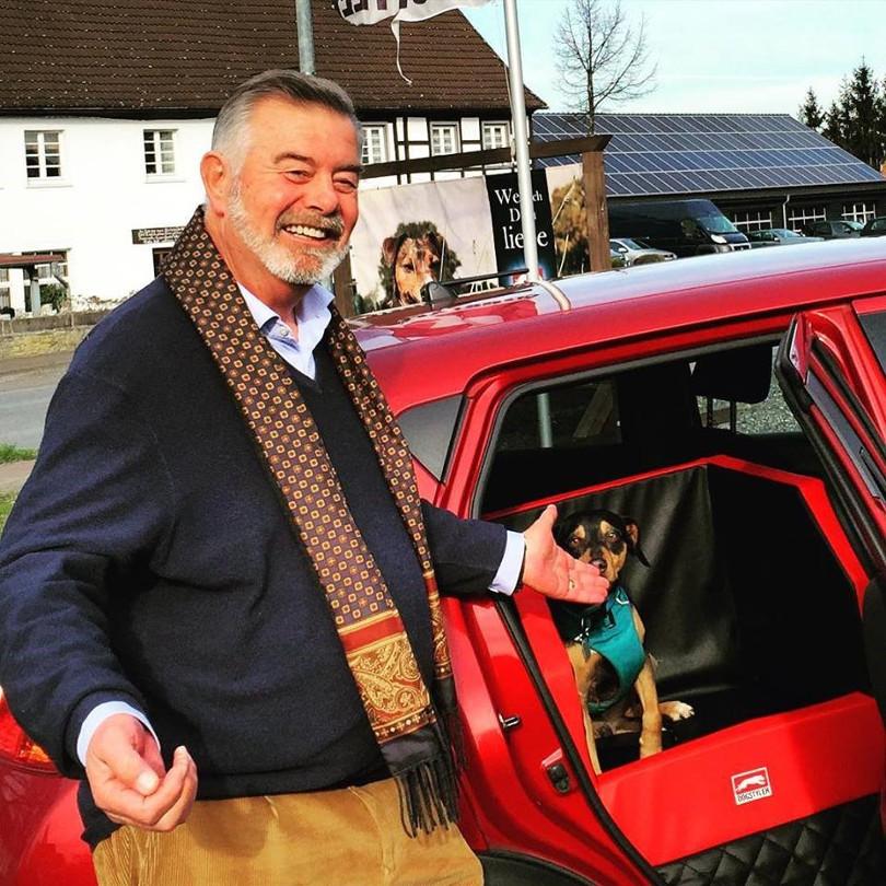 "Harry Wijnvoord – DOGSTYLER – ""Transportbox"""