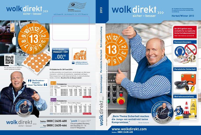 Reiner Calmund - WOLK GRUPPE AG
