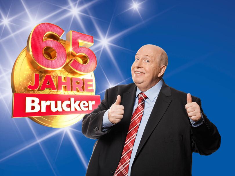 """Reiner Calmund – Möbel Brucker – """"65 Jahre Brucker"""""""