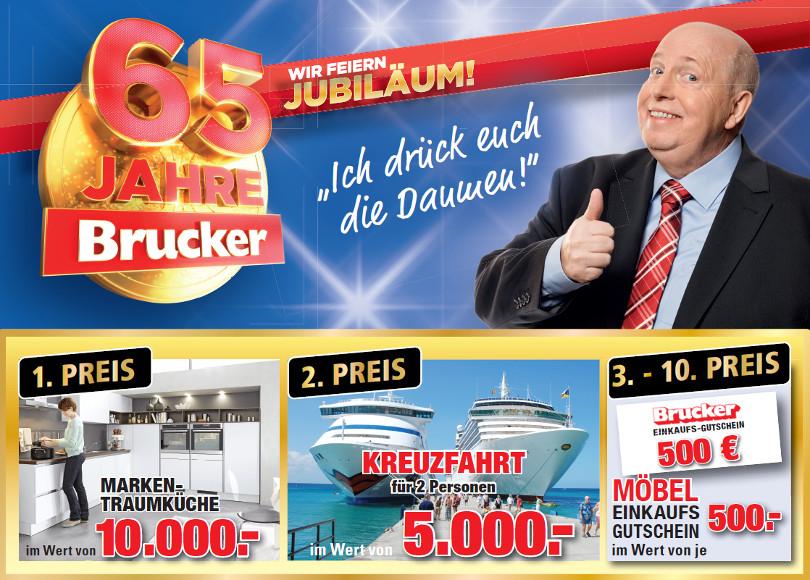 """Reiner Calmund – Möbel Brucker – """"Gewinnkarte Flyeralarm"""""""