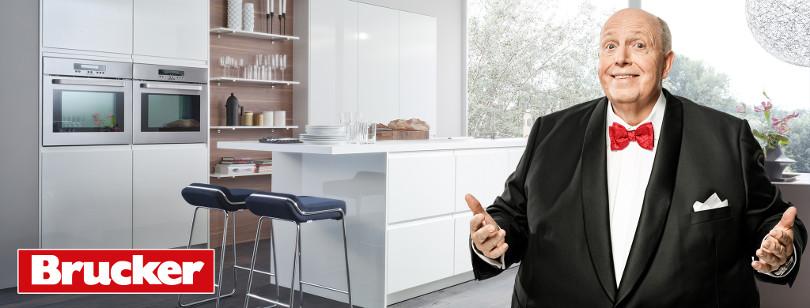 """Reiner Calmund – Möbel Brucker – """"Titelbild"""""""