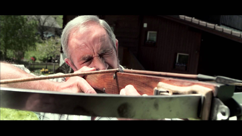 Richard Bucher - The Bet by Victorinox Swiss Army - Official Movie